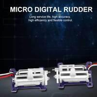 3.7-5V Servo Micro Digital Analog Servo Loading Linear Servo for RC Airplane