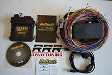 Haltech Elite 550 ECU kit  with 2.5m (8 ft) Premium Universal Wire-in Harness