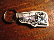 John Madden Cruiser Keyring - Vintage Walker Advantage Muffler NFL Bus Keychain