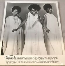 """THE SUPREMES Diana Ross Featured In The Rare """"Crusade '68"""" Lawrence Welk Special"""