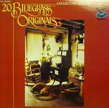 Various OST(Vinyl LP)20 Bluegrass Originals-Gusto-GD 5028X-US-Ex+/VG+