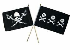 "12x18 12""x18"" Wholesale Combo Pirate Brethren Coast & Chris Condent Stick Flag"