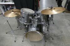 Pearl Export 5 pIece Kit with Cymabls &Hardware