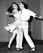 "FRED ASTAIRE & RITA HAYWORTH IN ""YOU WERE NEVER LOVELIER"" - 8X10 PHOTO (ZZ-228)"