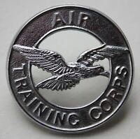 British Air Training Corps, Royal Air Force Cadets Cap Badge. RAF. (C)