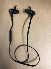 Monster iSport Bluetooth Sport Earbuds - In Ear Headphones Black