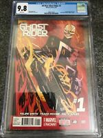 GHOST RIDER #1 CGC 9.8 ROBBIE REYES 1ST APPEARANCE 2014 WHITE PAGES