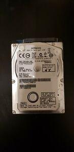 "Hitachi Travelstar 5K320 HTS543232L9A300 320 GB 2.5"" Plug-in Module Hard Drive …"