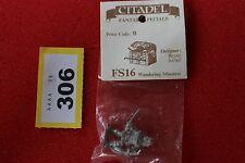 Citadel Fantasía ofertas especiales FS16 vagando Minstrel Games Workshop Nuevo Y En Caja 80s fuera de imprenta GW