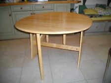 Less than 30 cm Oval No Assembly Required Coffee Tables