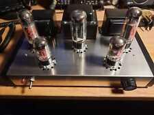 Douk Audio EL34 Röhrenverstärker Class A Stero Tube Power Amplifier