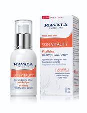MAVALA SKIN SOLUTION + FREE LIPSTICK VITALIZING HEALTHY GLOW SERUM W/ VITAMIN C