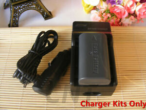 Charger for JVC Everio GZ-MG330 GZMG330 HDD Camcorder Battery BN-VF808 BN-VF808U