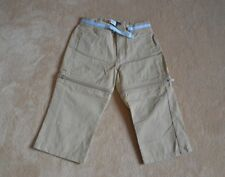 °GAP° Junge Kind Zipp Of 2in1 Bermuda Sommer Hose Short 6 110 116 4-5 Jahr w.NEU