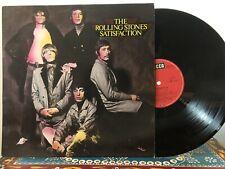 THE ROLLING STONES satisfaction DECCA LP germany blues rock