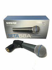 NEW  Shure Beta 58A Vocal Microphone