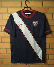 USA Away football shirt 2010 - 2012 jersey soccer  size S Nike