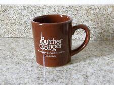Butcher & Singer Inc Mortgage Securities Coffee-Tea Mug FREE Ship Lower 48 State