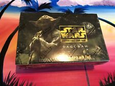 Star Wars CCG Dagobah Booster (LIMITED EDITION; RARE) Box factory sealed