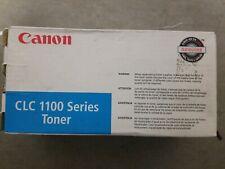 CLC-1100C 1429A003 Genuine Canon Cyan Toner CLC-1100 1110 1120 1130 1150 1180 !