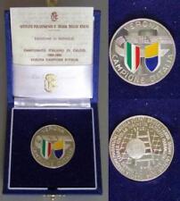 Médaille Argent - Verona Champion D'Italie 1984-1985
