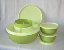 New Tupperware Essentials Large Versatile Serving Bowl & Small Bowls Set