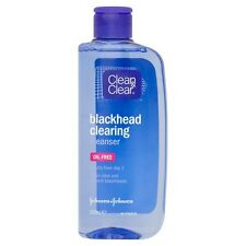 CLEAN & CLEAR BLACKHEAD CLEARING CLEANSER OIL FREE 200ML