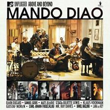 MTV Unplugged-Above And Beyond  (Best Of) von Mando Diao ,guter Zustand (Box 16)