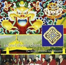Sacred Tibetan Chant 0636943704424 by Monks of Sherab Ling Monastery CD