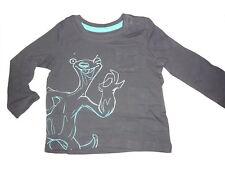 NEU tolles Langarm Shirt Gr. 62 / 68 dunkelblau mit Ice Age Motiv !!