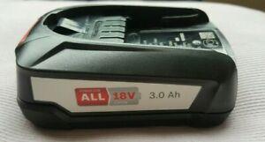 Bosch Green Battery 18V 3.0Ah Power for ALL p/n 1607A3501M.