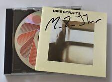 More details for dire straits (1978) original cd album ( signed autographed ) by mark knopfler