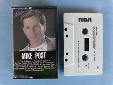 Mike Post Self-Titled / Television & Movie Theme Songs - Cassette