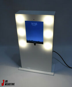 Table Top iPad Tablet Photo Booth Kiosk Perfect for Home / Business / Weddings