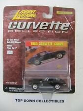 Johnny Lightning  Corvette Collection  1965 Corvette Coupe   Unopened Package