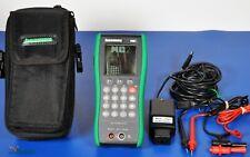 Beamex Mc2 Pe Pressure Electrical Process Calibrator Fluke Leads Nist Calibrated