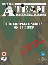 The A TEAM - COMPLETE SERIES SEASON 1 2 3 4 5 DVD BOXSET 27 DISCS R4