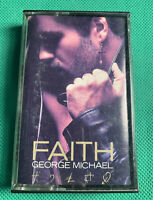 Faith by George Michael (Cassette, 1987, Columbia (CANADA) NEW SEALED