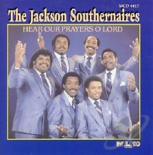 Jackson Southernaires - Hear Our Prayers O Lord - New factory Sealed CD