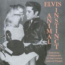 ELVIS ANIMAL INSTINCT<>1997 SHILLING CD<>IMPORT<>NEW<>OOP<>RARE