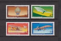 Berlin 1978 postfrisch Nr. 563 - 566 ** Luftfahrt - Alte Flugzeuge