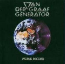 World Record (remastered) 0094633295728 by Van Der Graaf Generator CD