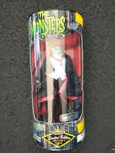 MUNSTERS GRANDPA COLLECTOR'S SERIES DOLL 1997💥MINT💥No 1💥RARE💥