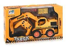 bambino 3+ RC Escavatore Camion Stunt and Light 5-Channel (Orange) - 8032E