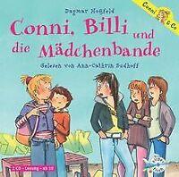 Conni, Billi und die Mädchenbande: 2 CDs von Hoßf...   Buch   Zustand akzeptabel