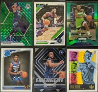 Lot of (6) Josh Okogie, Including Donruss /349, Court Kings 3 RC & Mosaic/Prizm