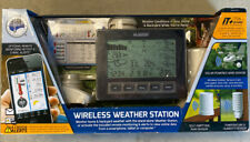 La Crosse Wireless Weather Station 517770 Rain Wind Temp Humidity Sensors