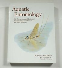 Aquatic Entomology 1998 McCafferty Illustrated Guide Insects Fishing Fly-Tying