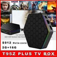 T95Z Ultra Octa core 2GB+16GB Android 6.0 TV Box DualBand 5Ghz wifi Gigabyte LAN