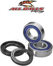 Front Wheel Bearings YTM200 YTM225 Tri-Moto YFM80 Badger ALL BALLS 25-1104 New